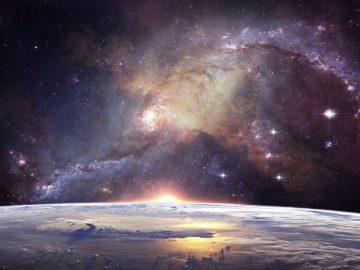 Astrónomos hallan una galaxia «fantasma» en el borde de la Vía Láctea