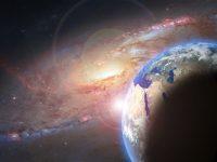Astrónomos observan una lucha de David contra Goliath entre galaxias