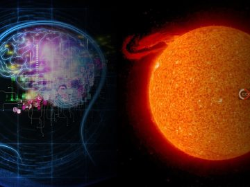 Cambios en la actividad del Sol afectan a la mente humana