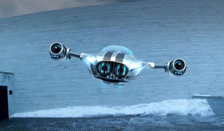Científicos crean avión similar al de Star Trek que no usa combustible sino iones