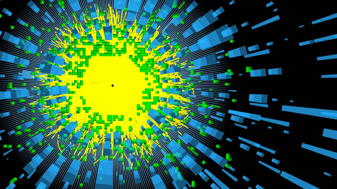 Científicos del CERN podrían haber detectado una nueva «partícula fantasma»