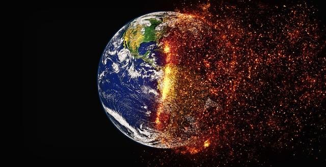 Un informe advierte que el cambio climático podría causar un efecto dominó de extinción que aniquilaría toda la vida del planeta