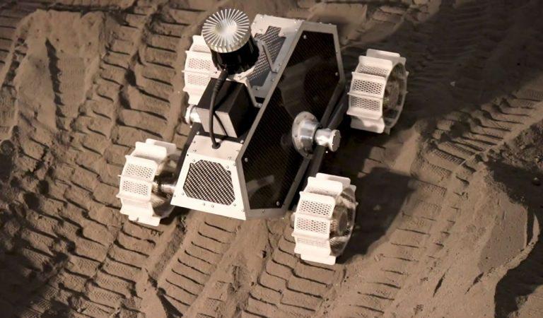 Compañía de EE.UU. planea enviar un «enjambre» de pequeños robots a la Luna