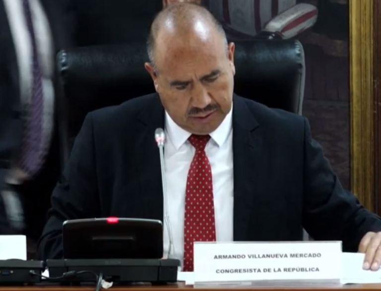 Congresista de Perú, Armando Villanueva