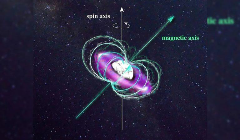 Detectan una magnetósfera extremadamente caliente alrededor de una estrella