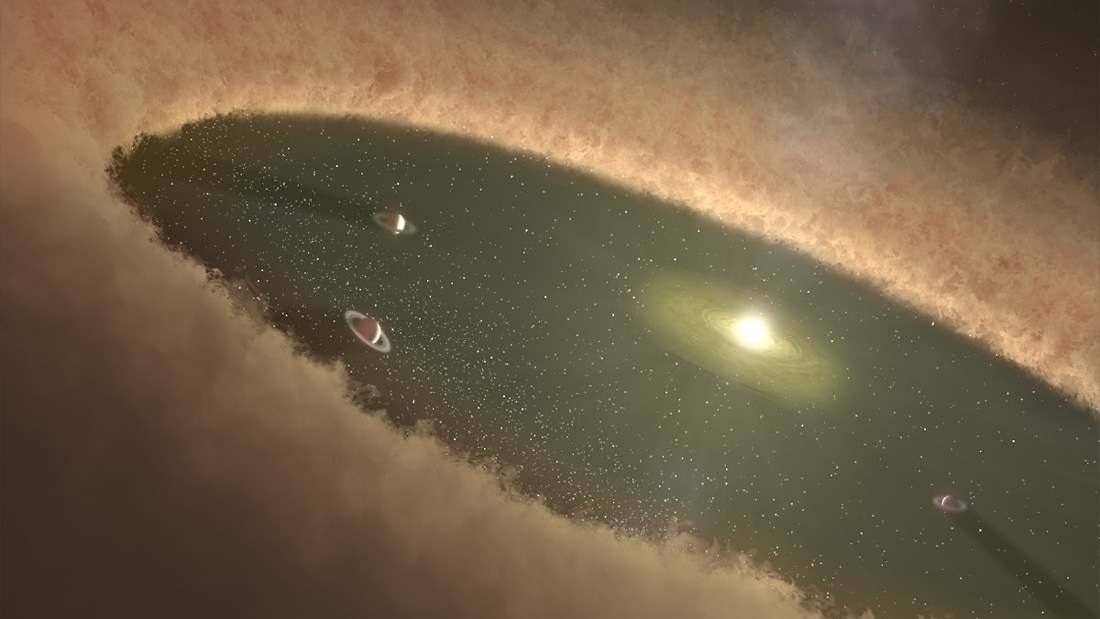 El misterio de la Nube de Oort y los confines del Sistema Solar