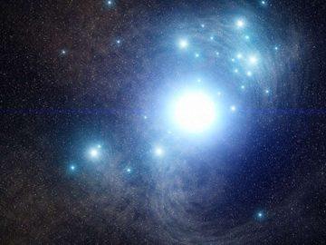 Esta colosal estrella podría haber originado una misteriosa supernova