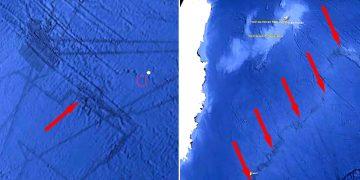 ¿Existen túneles ocultos bajo el océano que conectan Australia con la Antártida?