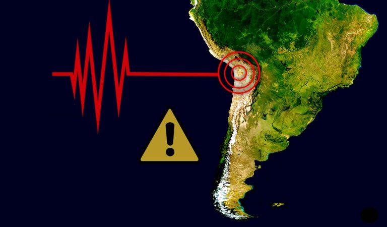 Fuerte sismo de 6.2 sacude el norte de Chile