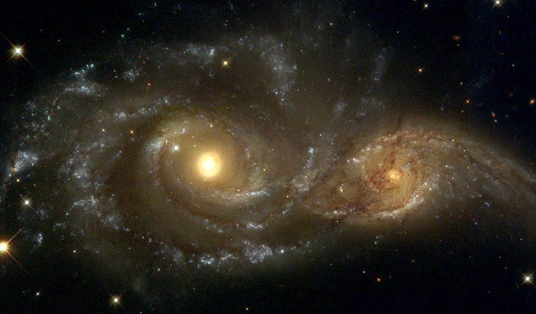 Fusión de galaxias: Hallan restos de otra galaxia en la Vía Láctea