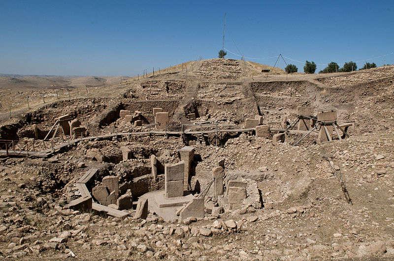 Sitio arqueológico de Gobekli Tepe