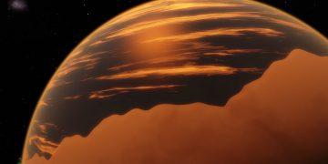Hallan agua en la atmósfera de un exoplaneta a 179 años luz