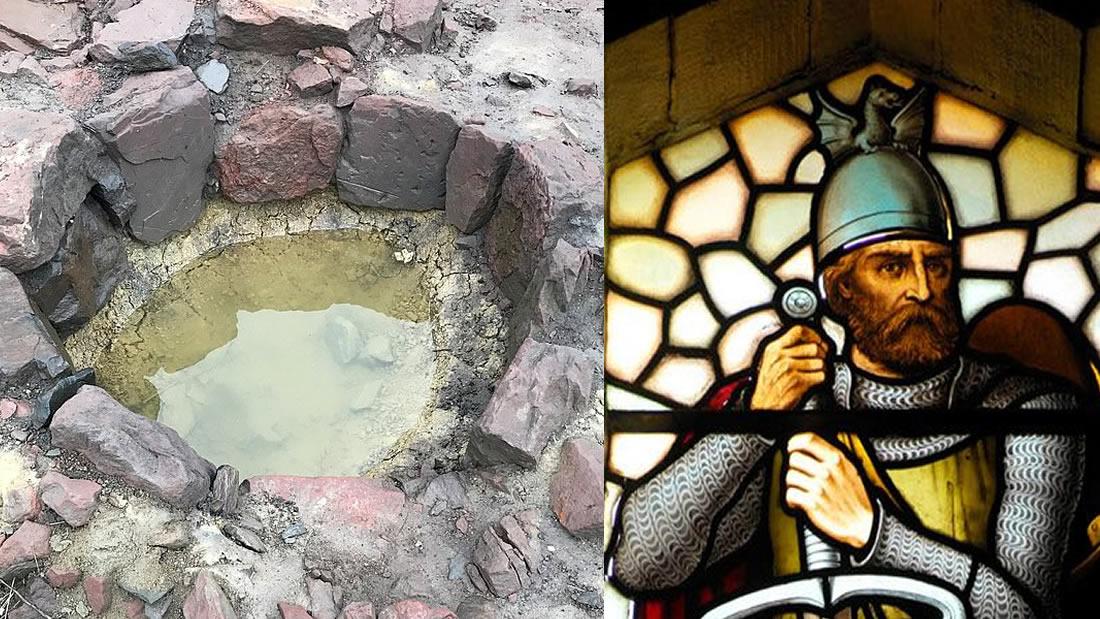 Hallan el whisky más antiguo del mundo en una abadía medieval donde William Wallace se refugió