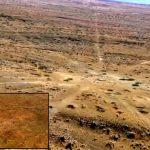 Hallan un posible «mapa estelar» de hace 150.000 años en Hawaii