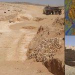 Hallan una antigua rampa que podría haber sido usada para construir las Pirámides de Egipto