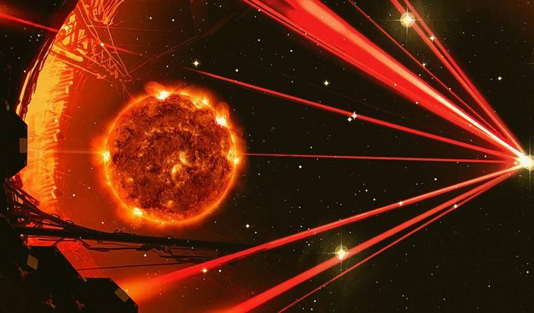 Hallan una nueva estrella rodeada de «megaestructuras alienígenas»
