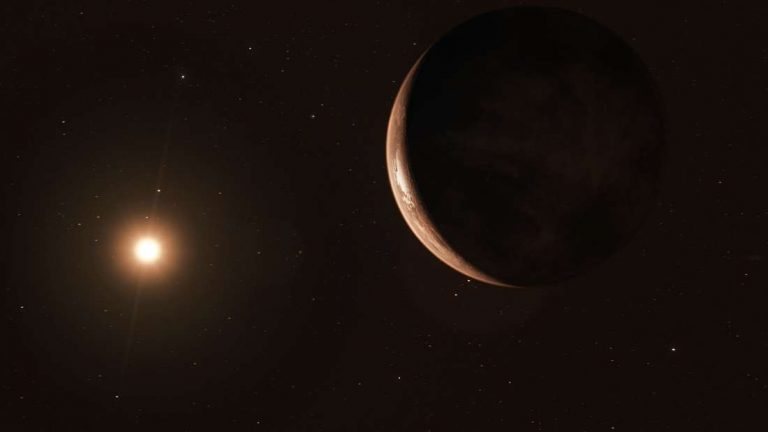 Hallan una supertierra a solo 6 años luz, y es el segundo exoplaneta más cercano al sistema solar