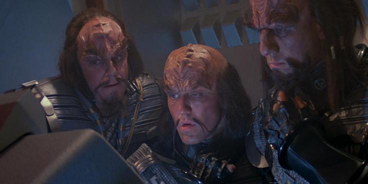Klingons en «Star Trek III: La búsqueda de Spock»