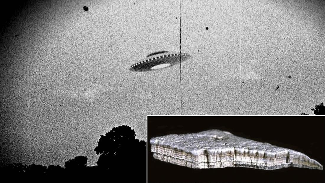 La búsqueda por resolver el misterio de los metales recuperados de OVNIs ha empezado