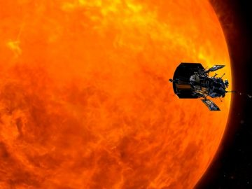 La sonda Parker Solar Probe realiza su primer acercamiento al Sol