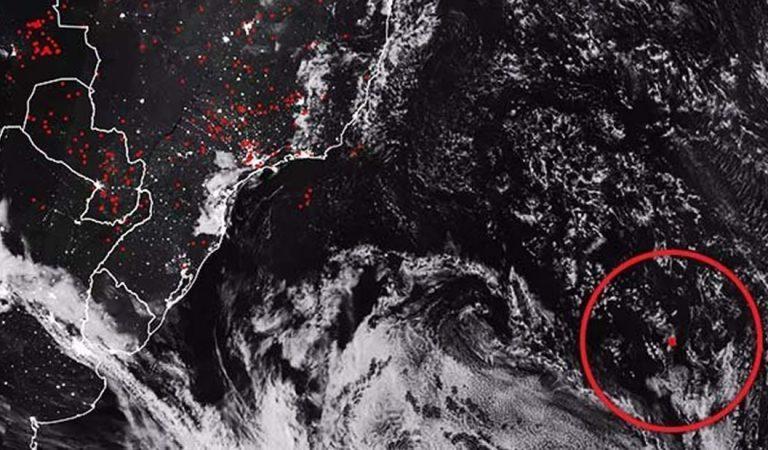 NASA descubre una enorme «anomalía térmica» en el Océano Atlántico: «Algo está en el agua»