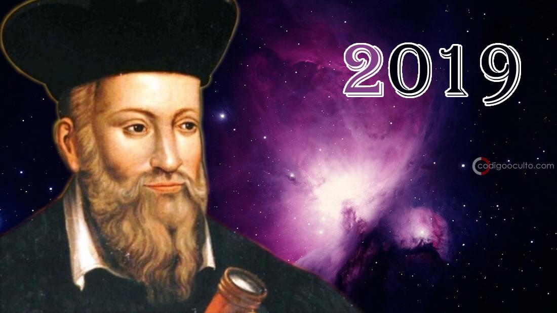 Nostradamus y sus profecías para el año 2019