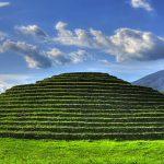 Las insólitas pirámides circulares de Guachimontones en México