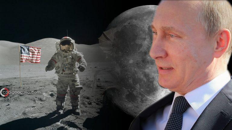 ¿Se viene una guerra espacial? Rusia anuncia que construirá una colonia lunar horas después de que la NASA anuncie su plan para ir a la Luna