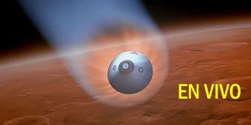 Sonda Insight llega a Marte - Mira la transmisión EN VIVO