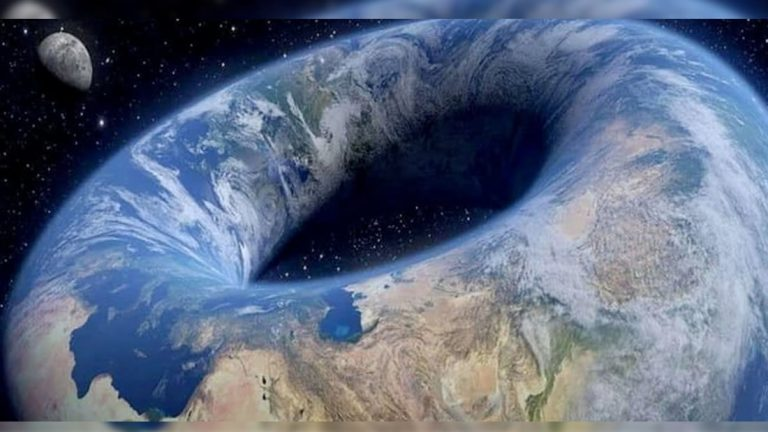 Terraplanistas tienen una nueva teoría y es tan ridícula como podríamos esperar