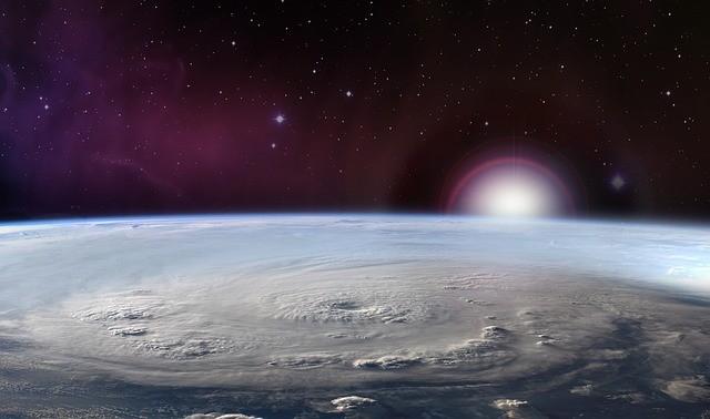 Nuestra tecnología y el uso de los recursos han dejado huellas en el planeta y pueden ser vistas desde el espacio