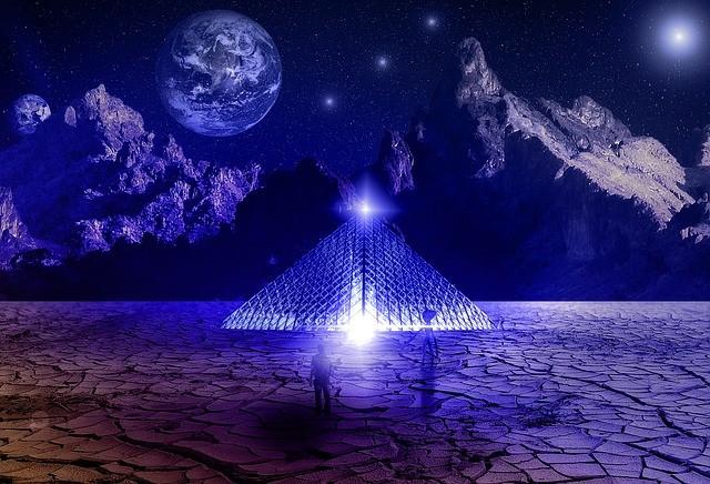 ¿Es buena idea tratar de contactar alienígenas utilizando un intenso láser?