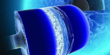 Un nuevo tipo de «superhielo» podría estar matando formas de vida alienígena