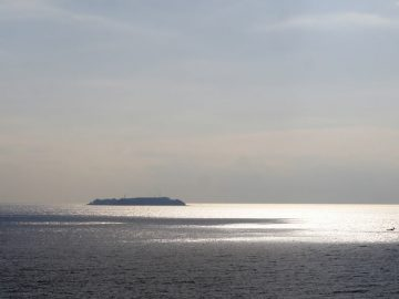 Un isla de Japón desaparece por completo sin que nadie se percate