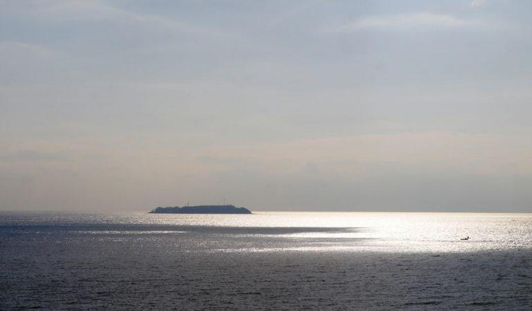 Una isla de Japón desaparece por completo sin que nadie se percate