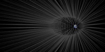 Una tormenta de materia oscura azota a la Tierra en este momento