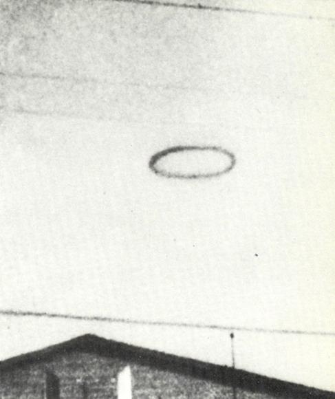 Anillo negro visto en septiembre de 1957 – Fort Belvoir, Virginia, EE.UU