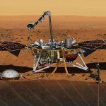 Ahora puede volar sobre el sitio de aterrizaje de InSight en Marte