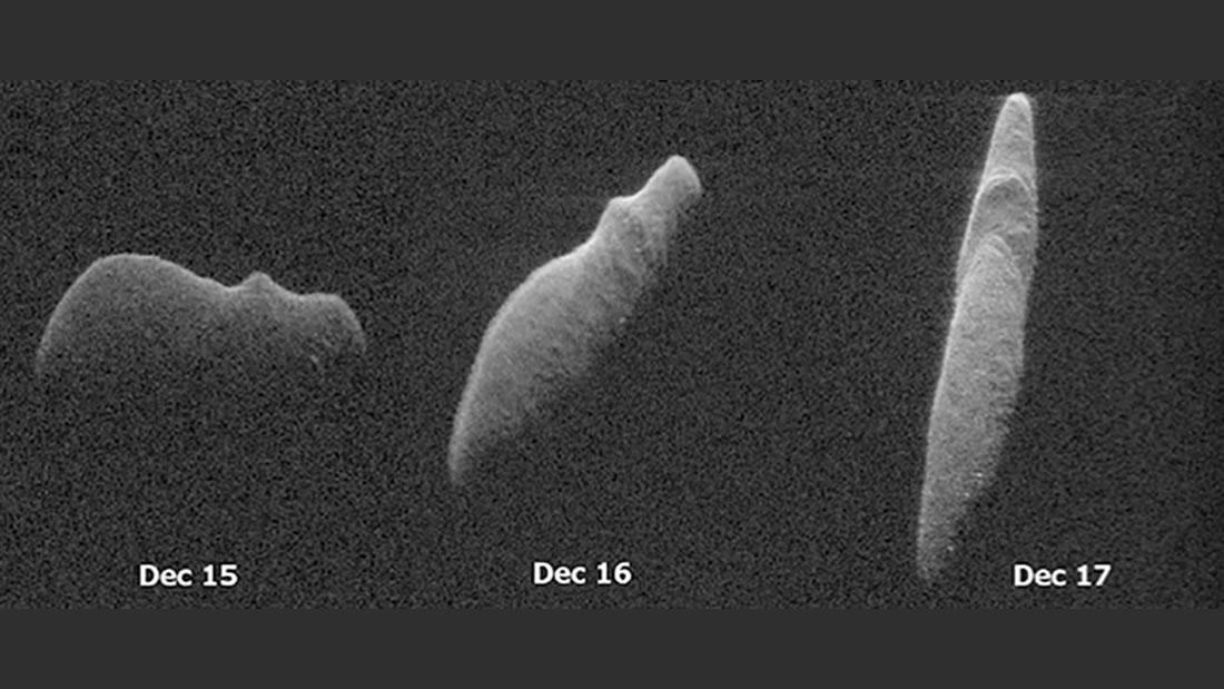 Asteroide hará hoy su mayor acercamiento a la Tierra luego de 400 años
