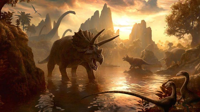 El asteroide que aniquiló a los dinosaurios habría desatado un tsunami en casi todo el mundo