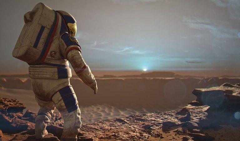 Astronauta de misión Apolo dice: sería «estúpido» enviar gente a Marte