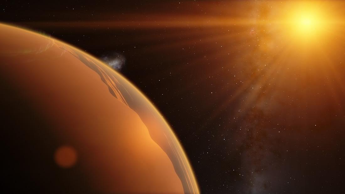 Astrónomos hallan 104 nuevos exoplanetas