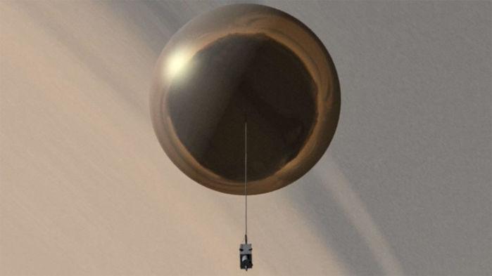 Científicos de la NASA quieren escuchar los terremotos en Venus utilizando un globo