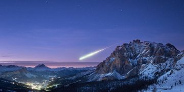 Bola de fuego que cayó en Groenlandia sacudió la Tierra y activó sensores sísmicos