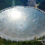 China niega búsqueda de alienígenas con el radiotelescopio más grande del mundo