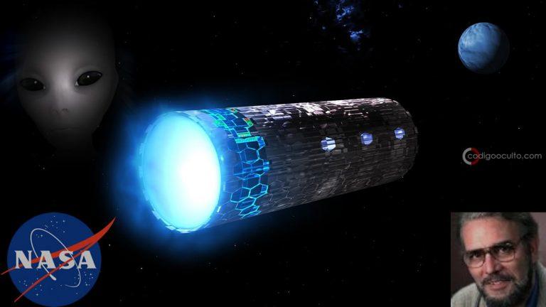 Científico de NASA dice que alienígenas pueden haber venido a la Tierra