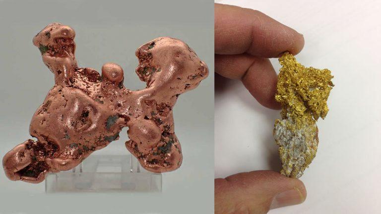Científicos chinos convierten cobre en «oro»