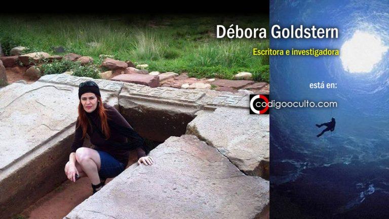Débora Goldstern está en CodigoOculto.com