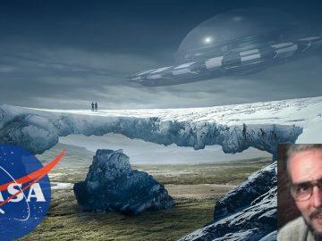 El científico de NASA que dijo que los alienígenas nos visitaron ahora cambia la versión