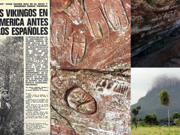 El Imperio Subterráneo del Paraguay, vikingos en América antes que los españoles